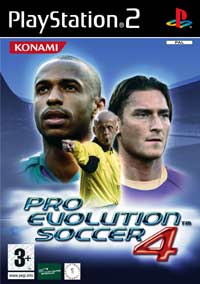 Pro Evolution Soccer 4 - PS2 Review