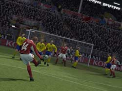 Pro Evolution Soccer 4 - Screenshots