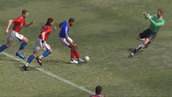 Pro Evolution Soccer 06 - Screenshots Xbox 360 - Konami