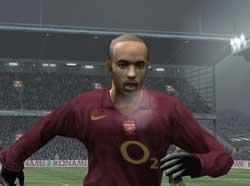 Pro Evolution Soccer 5 - PS2 Screenshots