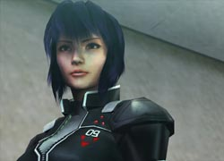 Ghost in the Shell: Stand Alone Complex Review PlayStation 2 - Screenshots