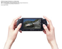 Sony PSP - (PlayStation ® Portable) (PSP-1000)