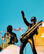 Daft Punk - Robot Rock - Video Streams