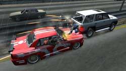 Pursuit Force - Screenshots PSP