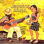 Putumayo Presents Acoustic Brazil - Album Review