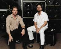 QUEENS OF THE STONE AGE - NO ONE KNOWS @ www.contactmusic.com