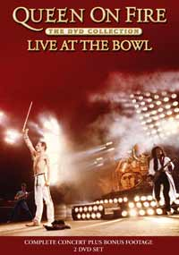 Queen - Live At The Bowl - EMI/Parlophone, Release 25 October 2004