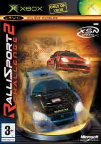 RalliSport Challenge 2 – Xbox Review