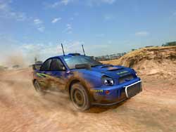 V RALLY 3 on PlayStation 2 @ www.contactmusic.com