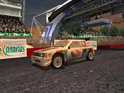 ACTIVISION® BRINGS RACE OF CHAMPIONS TO THE NINTENDO GAMECUBE™  @ www.contactmusic.com
