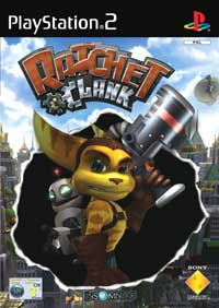 Ratchet and Clank Reviewed On PS2 @ www.contactmusic.com