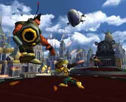 Ratchet And Clank On PS2 Available @ www.contactmusic.com