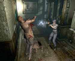 Resident Evil On Gamecube Available @ www.contactmusic.com