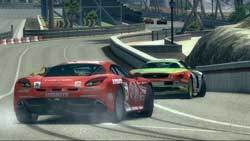 Ridge Racer 6 - Screenshots Xbox 360
