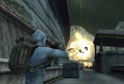 Rogue Trooper - Screenshots PS2 - EIDOS