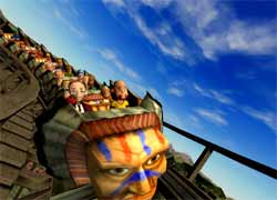 Roller Coaster Tycoon 3 - Screen Shots