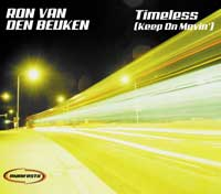 Music - Ron Van Den Beuken - Timeless (Keep On Movin') New single released June 7th