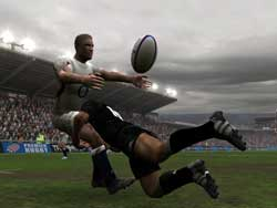 Rugby 2006 - Screenshots PS2