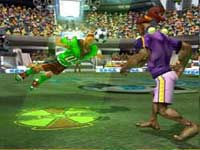 Sega Soccer Slam Review On Gamecube @ www.contactmusic.com