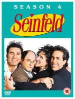 SEINFELD SEASON 4 - Available to buy on DVD 13 th June 2005