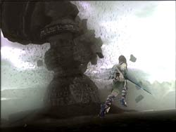 Shadow of the Colossus - Screenshots PS2 - Sony Entertainment