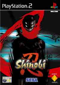 Shinobi Reviewed on PS2  @ www.contactmusic.com