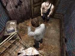 SILENT HILL 4: THE ROOM - PS2 Screenshots