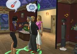 Sims 2 - PS2 Screenshots