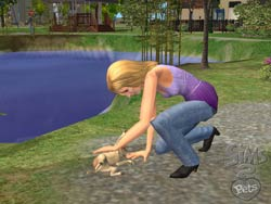The Sims 2: Pets - PS2 Review - Sreenshots