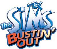 Games - The Sims Bustin' Out - XBox Review