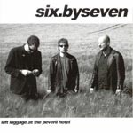Six.by Seven - Left Luggage At The Peveril Hotel - Album Review