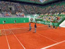 Slam Tennis Review On PS2 @ www.contactmusic.com