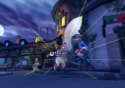 Sly 2 Band of Thieves - PS2 Screenshots