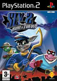 Sly 2 Band of Thieves - PS2 Review