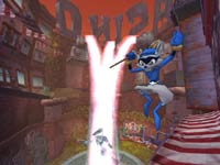Sly Raccoon On PS2  Available @ www.contactmusic.com