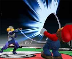 Super Smash Bros. Melee on Gameube @ www.contactmusic.com