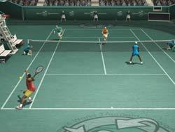 Smash Court Tennis 2 - PS2 Screenshots