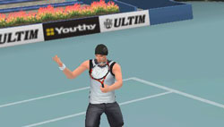 Smash Court Tennis 3 - Screenshots PSP