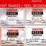 Hot Snakes - Peel Sessions - One Little Indian - EP Review