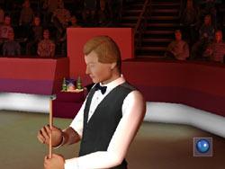 World Championship Snooker 2004 - PS2 Screenshots