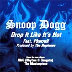 Snoop Dogg - Drop It Like It's Hot - Audio Streams