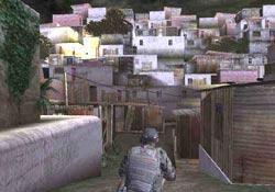 SOCOM II Screen Shots