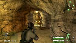SOCOM 3: U.S. Navy Seals - Screenshots PS2 - Sony Entertainment