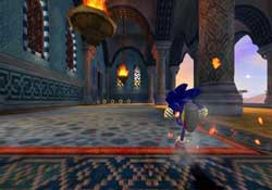 Sonic and the Secrect Rings  Wii Screenshots