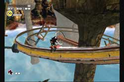 Sega's Sonic the Hedgehog On Its Nintendo GameCube Debut @ www.contactmusic.com