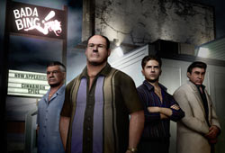 The Sopranos: Road to Respect - PS2 Review - Sreenshots