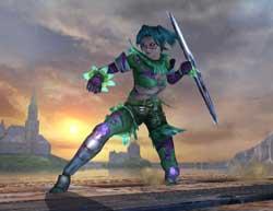 Soul Calibur III - Screenshots PlayStation 2