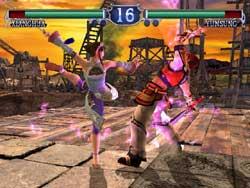 Games - Soul Calibur II Review PS2