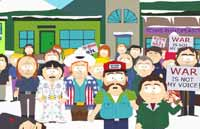 Film - South Park - Episode 100 - I'm a Little Bit Country
