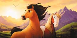 New Movie - Spirit: Stallion of the Cimarron  Available @ www.contactmusic.com